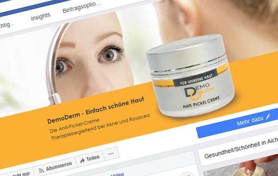 DemoDerm Facebook
