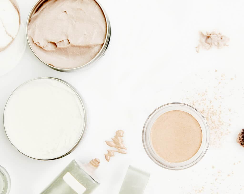 Hautpflege fettige Haut Akne